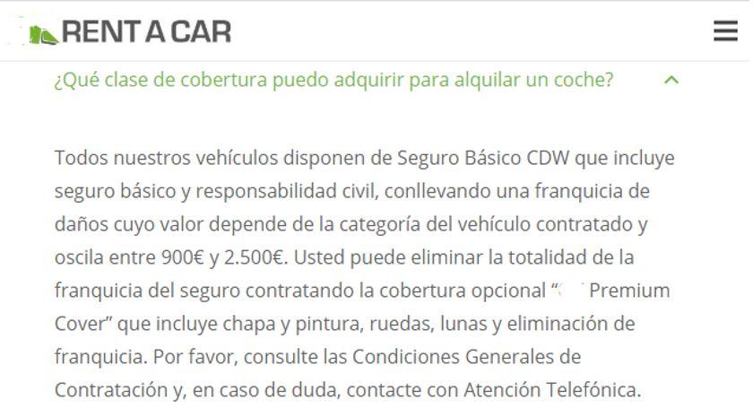 franquicia coche low cost ibiza